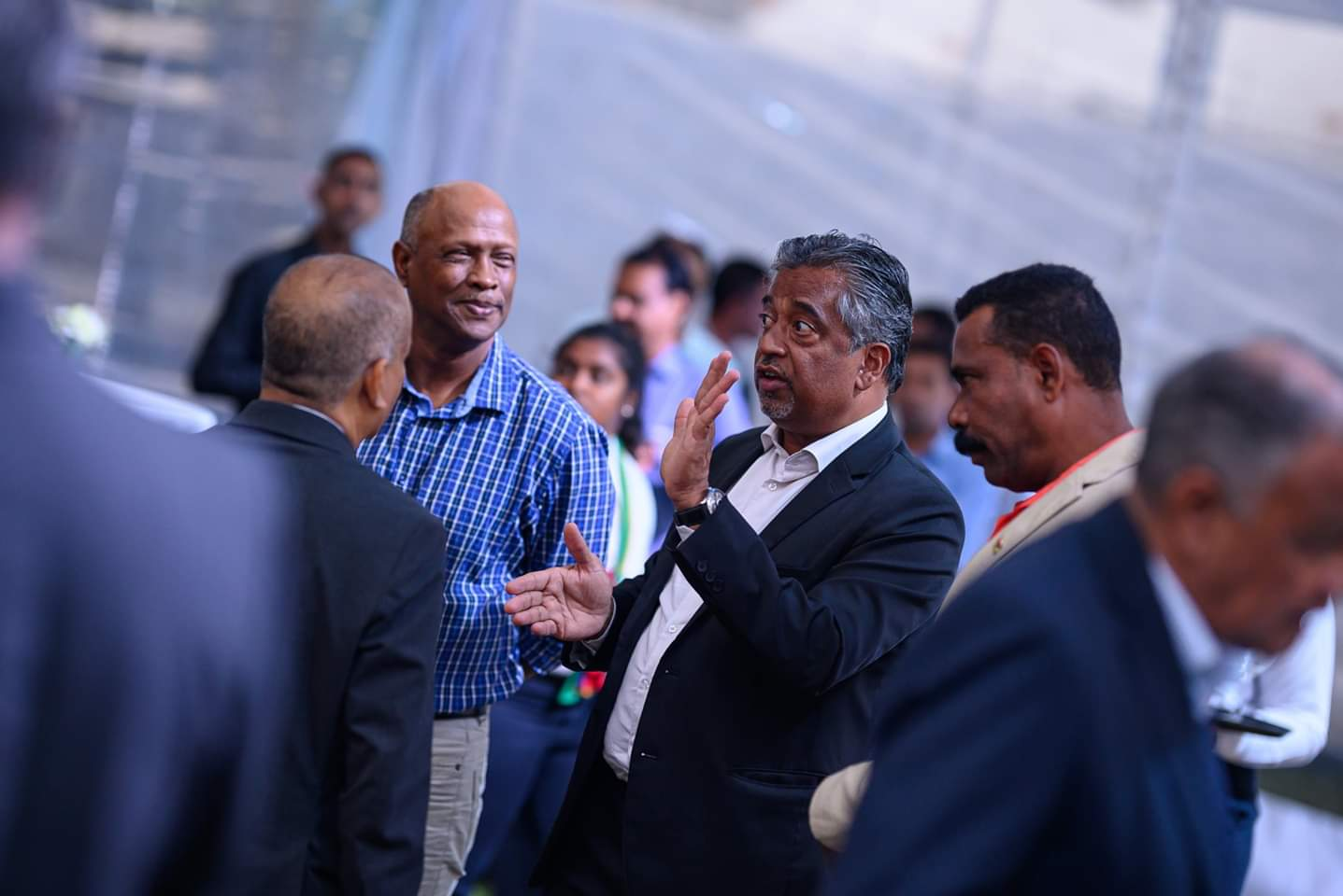 Launching Active Mauritius